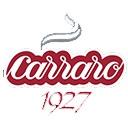 Carraro caffe На упаковке Carraro указан 1927 год. Все ошибочно считают это датой основания компании. Однако это не так. История компании началась раньше - еще в XIX веке, когда предприниматель Гаэтано Карраро начал продавать в своем небольшом магазине зеленые кофейные зерна.  Покупатели самостоятельно ...