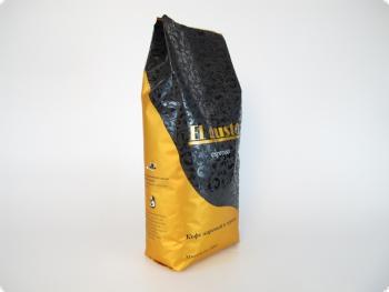 Кофе в зернах El Gusto Espresso (Эль Густо Эспрессо) 1 кг, вакуумная упаковка