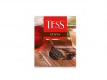 Чай черный Tess Kenya, упаковка 100 пакетиков